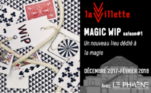 Breaking News!! Fev 2018: Raoul à la Villette Paris